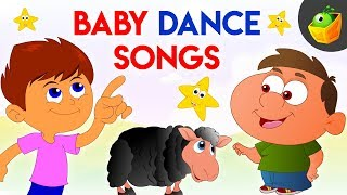 Do The Baby Dance | Baby Songs | Nursery Rhymes & Kids Songs - Magicbox English