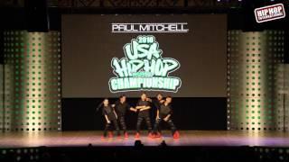 Jr ManiaXs - Rosemead, CA (Junior Division) @ #HHI2016 USA Prelims