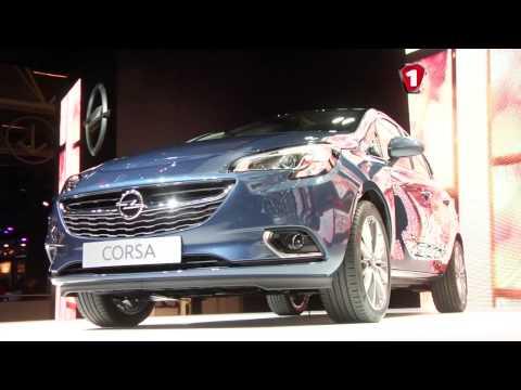 Opel Corsa 3 Doors Хетчбек класса B - тест-драйв 1