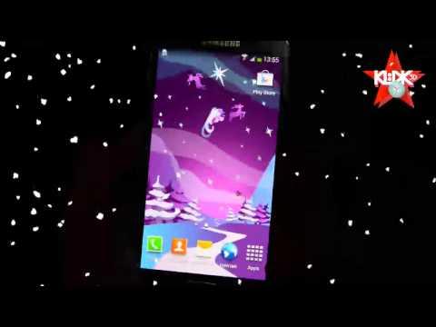 Video of KLOK3D XMAS CHRISTMAS CLOCKS