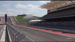 Austin F1 COTA Track Preview - DRIVEN