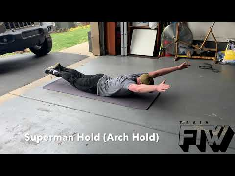 Superman Hold