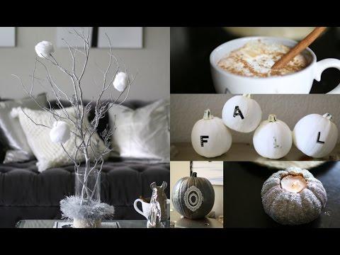 Φτιάξε μόνη σου τα πιο τέλεια διακοσμητικά για το φθινόπωρο!  thumbnail