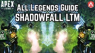 Unstoppable Wins All Legends Guide For Shadowfall Ltm  Or Fright Apex Legends