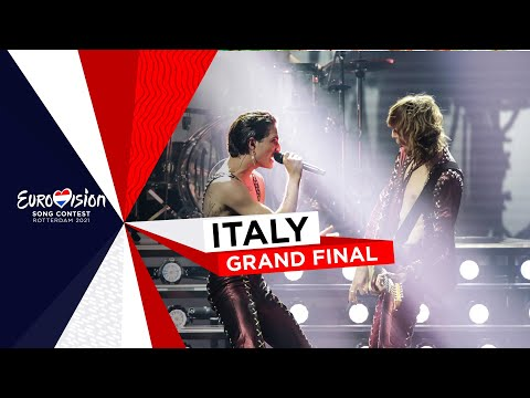 Måneskin van Italië wen Eurovision