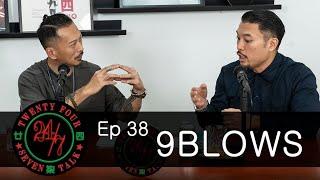 24/7TALK: Episode 38 '9BLOWS' - Top 3 Favorite Festivals 最喜愛嘅3個節日