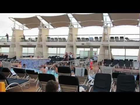 Cruise Cardinal: Episode 4 Celebrity Equinox Transatlantic 11-2012 Cruise Review