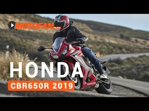 Vídeos de la Honda CBR650R