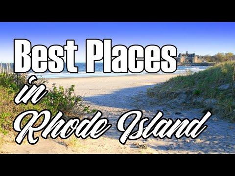 Video 10 Best Travel Destinations in Rhode Island USA