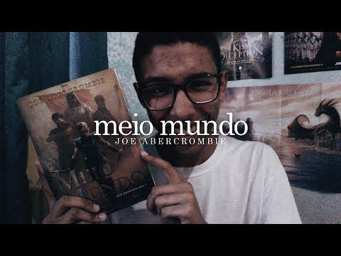 Meio Mundo, do Joe Abercrombie | Um Bookaholic