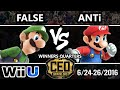 Download Video CEO 2016 Smash 4 - LOF False (Marth, Luigi) Vs. dT   ANTi (Mario) SSB4 WQ - Smash Wii U