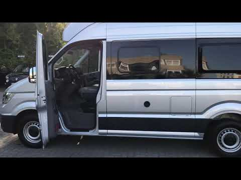Video VW Crafter Grand California 600 FWD DSG AHK
