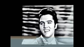 Top 30 Greatest Songs 1950-1959 (According to Dave's Music Database)