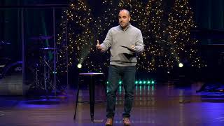 Waiting On Christmas - Part 1 - Pastor Dave D'Angeo