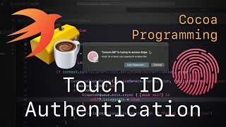 Cocoa Programming L88 - Touch ID Authentication