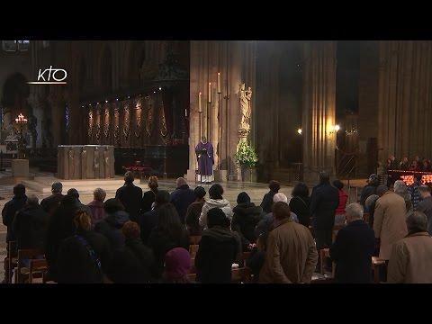 Messe du 10 mars 2017