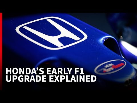 The impact of Honda's early F1 engine upgrade