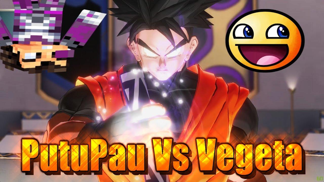Ver Dragon Ball Xenoverse   Putupau Vs Vegetta777 ( Casi xD )   Gameplay Español Gameplay Español en Español Online