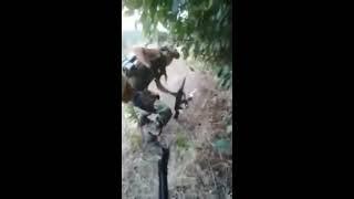 Türk Timinin Suriyede Çok Özel Operasyon Görüntüleri
