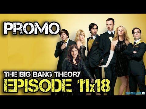 The Big Bang Theory 11.18 Preview