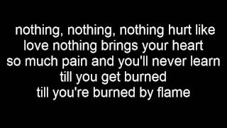 nothing hurt like love lyrics