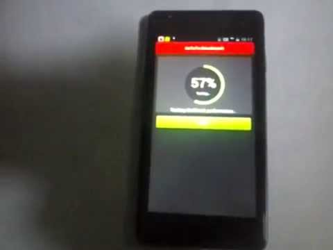 Smartfren Andromax U2 (Hisense EG98) - Antutu Test and Benchmarking