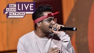 Asim Azhar - Tera Woh Pyaar and thank u, next (Asian Network Live 2019)