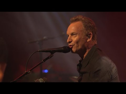 Sting - I Can't Stop Thinking About You (live) - Le Grand Studio RTL