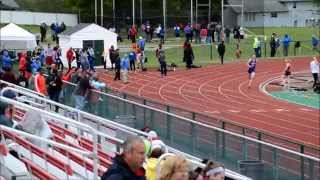 preview picture of video 'E.C.I.C Jamestown NY 2014 Track and Field'