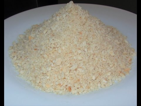 How To Make Best Bread Crumbs At Home In English