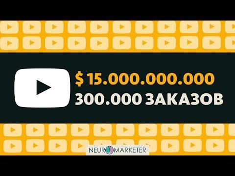 15 000 000 000 долларов и 300 000 заказов