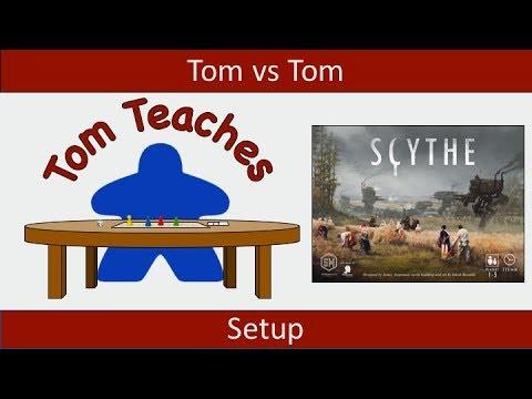 Tom Teaches Scythe (Setup)