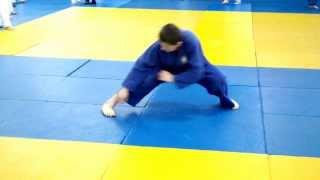 Judo for children Часть№1.Разминка.Дзюдо для детей.