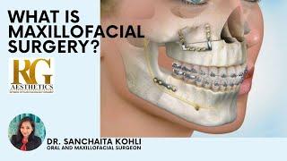 What is Oral and Maxillofacial Surgery? - FACIAL