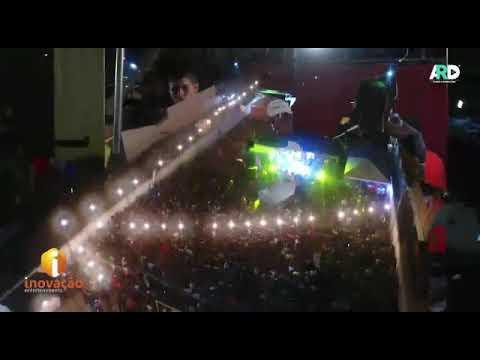 Pisada D2 / Devinho Novaes / Big Love arrastão multidão em Acajutiba Bahia