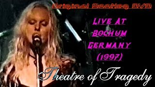 Theatre of Tragedy Live At Bochum, Germany (1997) Original Bootleg DVD