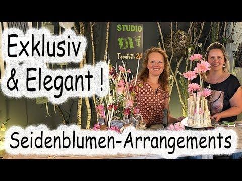 Floristik24 Kunstblumen professionell verarbeitet