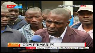 Dagoretti North aspirant claims one suspect has been caught with ballot papers