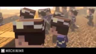 Smosh   Assassins Creed 3 Song   MINECRAFT ANIMATION!