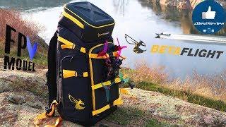 ✔ Крутой FPV Рюкзак Betaflight Hive Backpack! Что Внутри? Fpvmodel.com