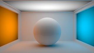 Cinema 4D Tutorial - Lightroom