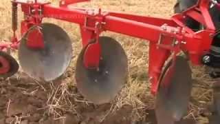 Дисковый Плуг  (Disc Plough)