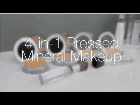 4-in-1 Pressed Mineral Powder Foundation SPF 15 by pür #10