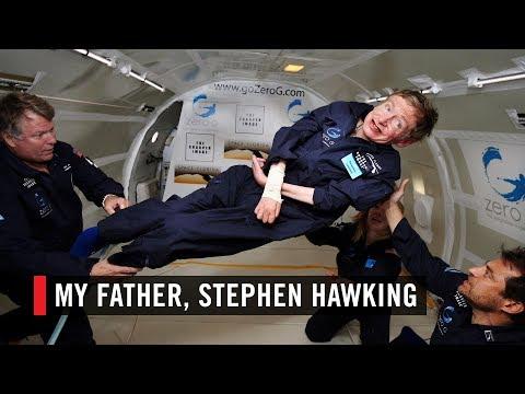 Můj otec Stephen Hawking