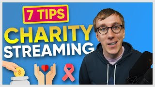 How To Run A Successful Charity Livestream - 7 Tips