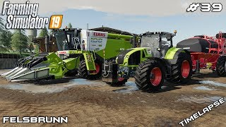 Renovating farm and new equipment | Animals on Felsbrunn | Farming Simulator 19 | Episode 39