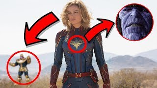 Here's How Captain Marvel Will Play A Crucial Role In Avengers 4
