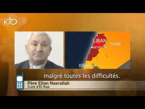 Parole d'Orient - Père Elian Nasrallah