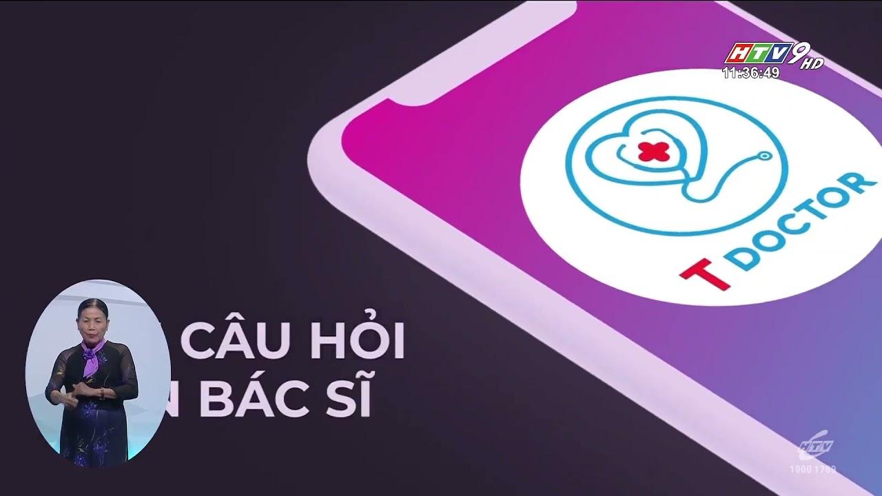 Video HTV9 về Tdoctor.vn Hệ thống khám bệnh trực tuyến