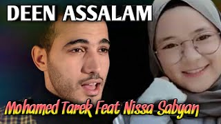 Deen Assalam Terbaru With Kolaboration: Sabyan Feat Mohamed Tarek